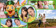 Okinawa Sightseeing-Nago Pineapple Park