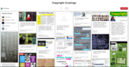 Copyright Cravings Pinterest Board