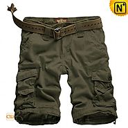 Pittsburgh Outdoor Cargo Hiking Shorts CW140063