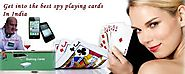 Playing Card In Porbandar | Invisible Playing Cards | Spy Playing Cards Market |Marked Playing Cards Porbandar India