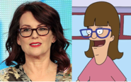 Megan Mullally as Gayle