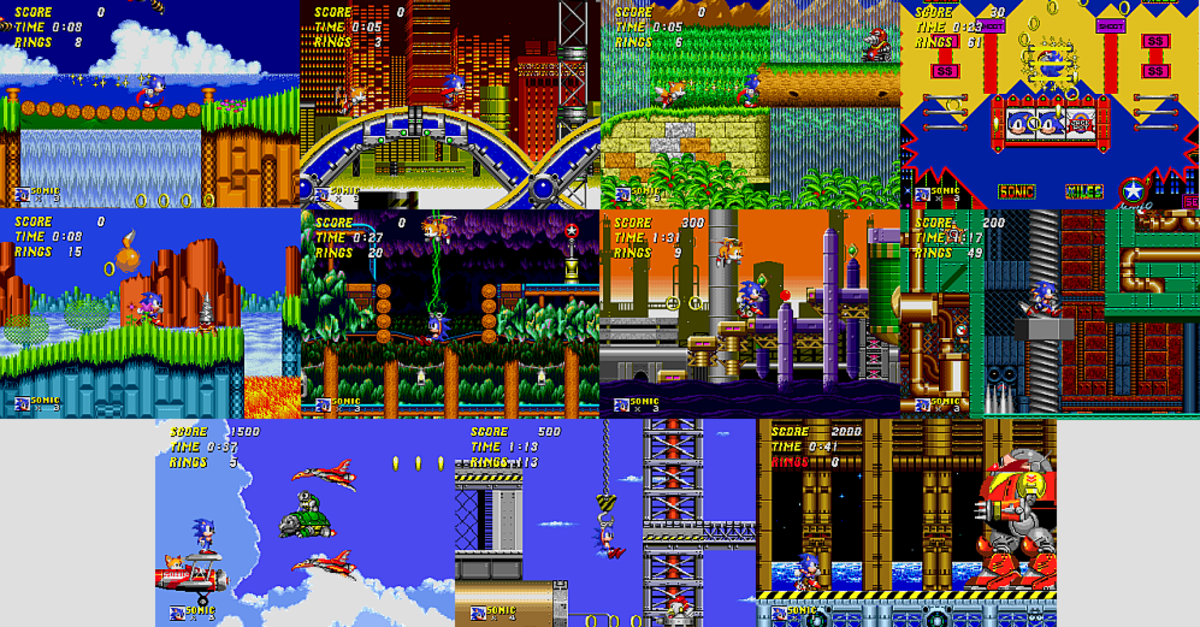 Sonic The Freedom Fighter 10 Interesting Ways To Look At The Sonic The Hedgehog Games A Listly List