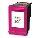 HP 300 Tri Colour Ink Cartridge (CC643EE) Remanufactured