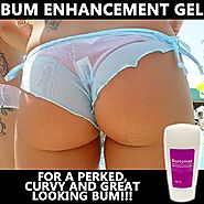 BOOTYMAX BUM ENLARGEMENT GEL ENLARGE BUTTOCKS FAST MAX STRENGTH BIG BUTT