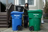 Seattle is now publicly shaming people for putting food in their trash bins