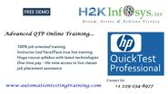 HP QTP Online Training