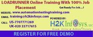 LoadRunner Online Training in USA | Performance Testing Training Online