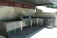 Kastell Outdoor Kitchens - Custom Made and Built In BBQ Kitchen Cabinets,Alfresco Kitchens and Ideas