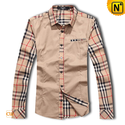 Casual Long Sleeve Shirts for Men CW130028