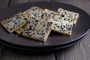 Almond Crunch Crackers
