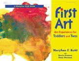 Art Ideas/Supplies for Toddlers - Toddler Art and Craft Activity Project | Vanilla Joy
