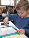 Scribbles have meaning - Better Kid Care (Penn State Extension)