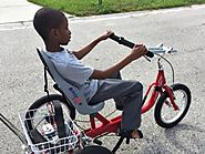 Brandon boy with autism wins therapy bike