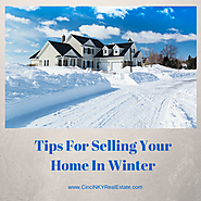 Wintertime Home Selling Tips