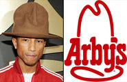 Pharrell Williams 2012 Grammy Hat
