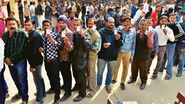 Government Officers' Vote in Delhi