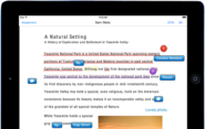 Turnitin - iPad