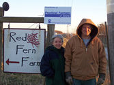 Red Fern Farm owners receive Sustainable Agriculture Achievement Award