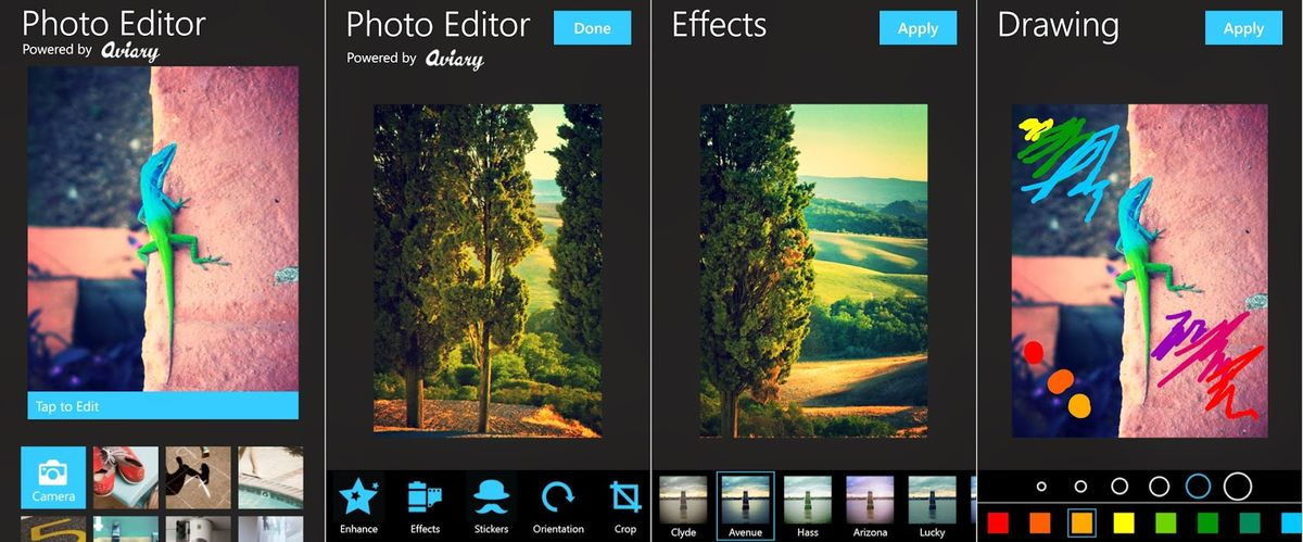 Headline for Top 10 Photo Editing Apps for Android OS