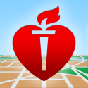 Walking Paths AHA by American Heart Association (iOS, Android)