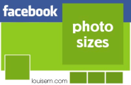 Best Facebook Photo Sizes: Cover, Profile, Wall Photos & More! | Louise Myers Graphic Design