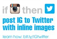 How to Post from Instagram to Twitter So Your Image Shows