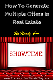 How To Generate Multiple Offers On A Home In Real Estate