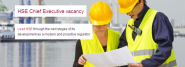 HSE: Information about health and safety at work