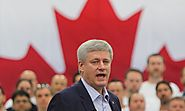 Canadian three-way split might enable Harper to pull a Cameron in fall election