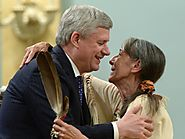 Harper shows little enthusiasm for 'reconciliation' report