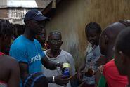 In Guinea, 2,000 Young People to Educate Public on Ebola