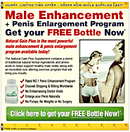 Free trial of Natural Gain male enhancement, fast free shipping!