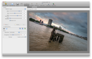 Luminance HDR - Tool for producing HDR Photography