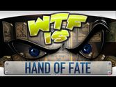 ► Total Biscuit: WTF Is... - Hand of Fate ?