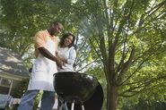 Outdoor Grilling: Gas or Charcoal? | eHow
