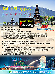 Website at http://friendstraveldeal.com/Bali-Singapore.htm