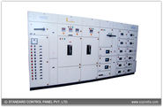 Power Control Center with DG Set