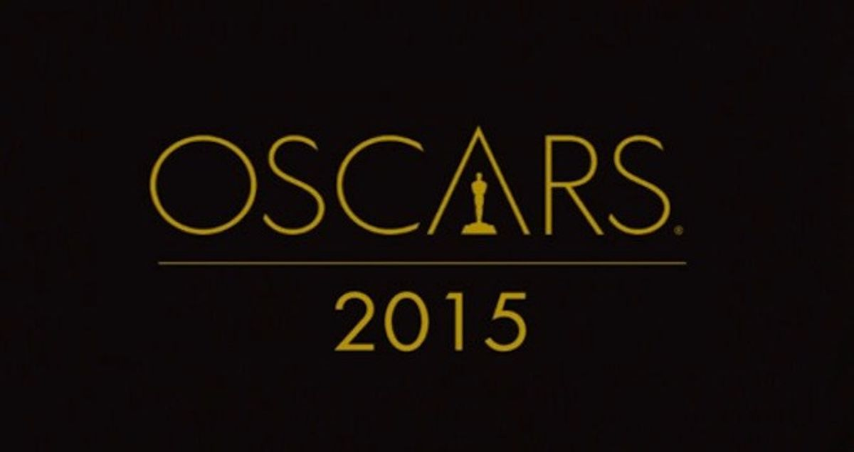 Headline for Winners List of Academy Awards 2015