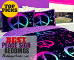 Peace Sign Beddings - Get Yours Here * Beddings Center