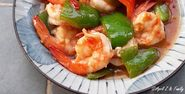 Thai Sweet Chili Shrimp