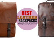 Best-Rated Leather Backpacks