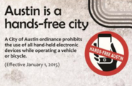 City of Austin Texas Hands-Free Social Media Campaign