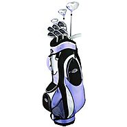 Golf Girl FWS2 Lady Hybrid Club Set & Cart Bag Review