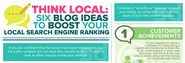 THINK LOCAL: Six blog ideas to boost your local search engine ranking
