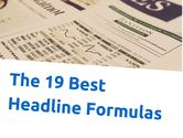 The 19 Best Headline Formulas