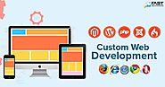 Web Development Company | Custom Web Development Services India - Fast Conversion