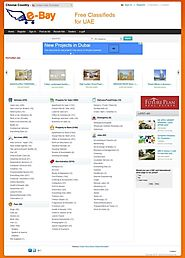 Post your Classifieds in Dubai at E-bay.ae