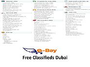 Post your Free Classifieds in Dubai – E-bay.ae