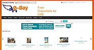 E-bay.ae - Free Classifieds posting service in UAE