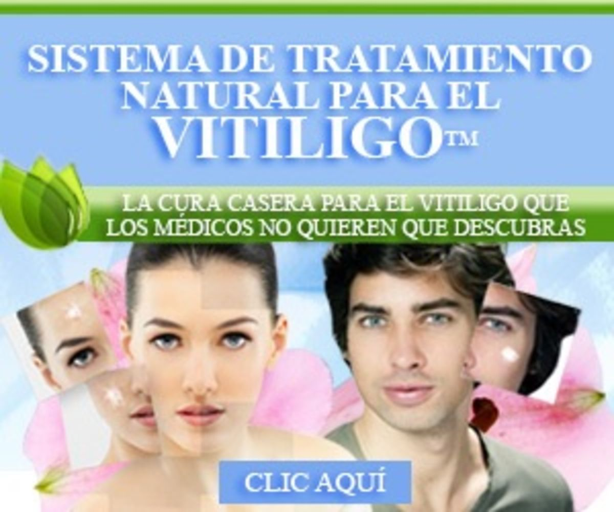 Headline for Sistema de Tratamiento Natural para el Vitiligo
